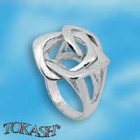 Silver ring 1515053