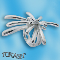 Silver ring 1505245
