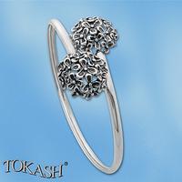 Silver bracelets - bangles - 200978
