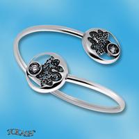 Silver bracelets - bangles - 200860