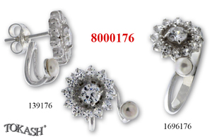 New models silver jewеllery - 8001176