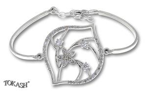 Silver bracelets - bangles - 201091