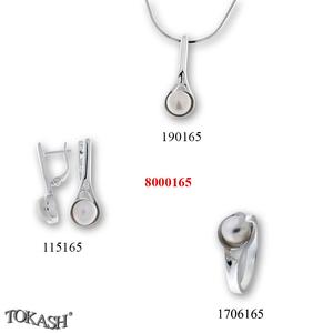 New models silver jewеllery - 8001165