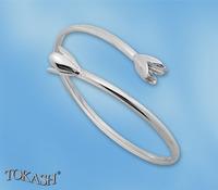 Silver bracelets - bangles - 200614