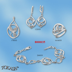 Silver sets - 8000035