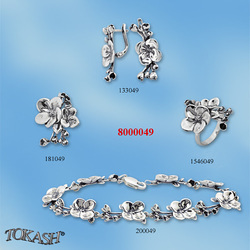 Silver sets - 8000049