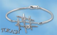 Silver bracelets - bangles - 200020