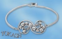 Silver bracelets - bangles - 200009