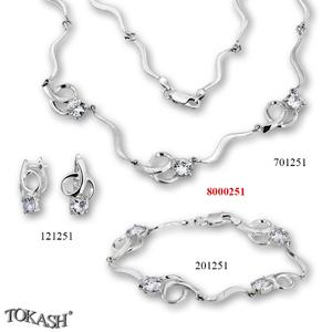 New models silver jewеllery - 8000251