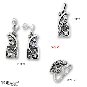Silver sets - 8000197