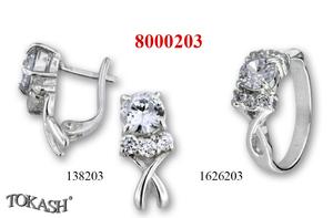 Silver sets - 8000203