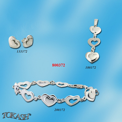 Silver sets - 8000372