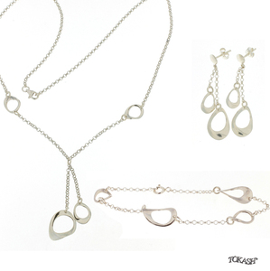 Silver sets - 8000195