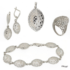 Silver sets - 8000083