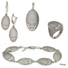 Silver sets - 8000086