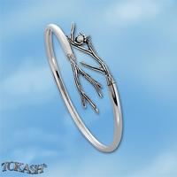 Silver bracelets - bangles - 200952