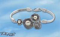 Silver bracelets - bangles - 200944