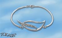 Silver bracelets - bangles - 200935