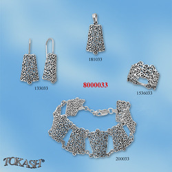 Silver sets - 8000033