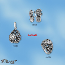 Silver sets - 8000028