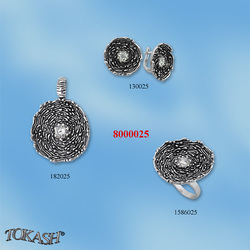 Silver sets - 8000025