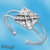 Silver bracelets - bangles - 200797