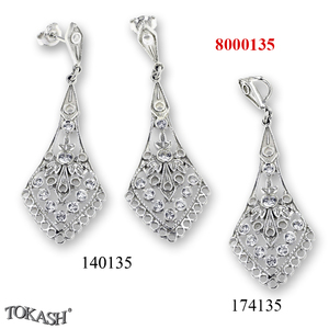 Silver sets - 8000135