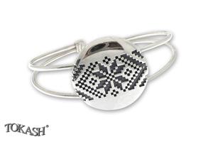 Silver bracelets - bangles - 201102