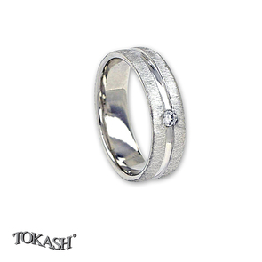 Silver rings without CZ - 1485311
