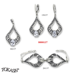 Silver sets - 8000137