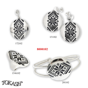 Silver sets - 8000102