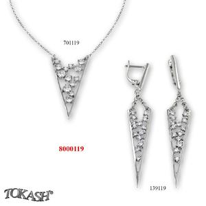 Silver sets - 8000119