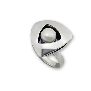 Unique silver jewellery made-by-hand - 8905112