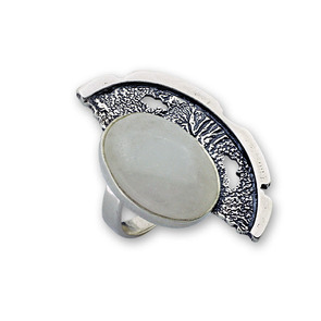 Unique silver jewellery made-by-hand - 8905015