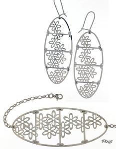 New models silver jewеllery - 8600012