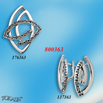 Silver sets - 8000363