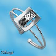 Silver bracelets - bangles - 200920