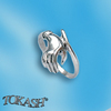 Silver rings without CZ - Silver ring stones - 1574122