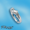 Silver rings without CZ - Silver ring stones - 1574356