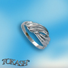 Silver rings without CZ - Silver ring stones - 1574202