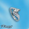 Silver rings without CZ - Silver ring stones - 1574702