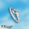Silver rings without CZ - Silver ring stones - 1574110