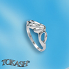 Silver rings without CZ - Silver ring stones - 1574709