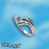 Silver rings without CZ - Silver ring stones - 1574018