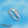 Silver rings without CZ - Silver ring stones - 1574760