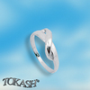Silver rings without CZ - Silver ring stones - 1575059