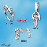 Silver sets - 8000207