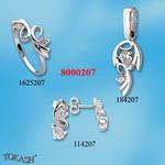 Silver sets - 8000207