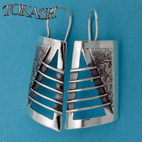 Unique silver jewellery made-by-hand - 8981145