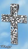 Silver crosses - 177548